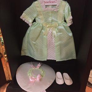 Elizabeth Spring Outfit RETIRED
